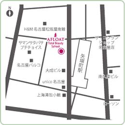 名古屋校マップ