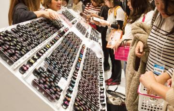 化粧品・ネイル商品PRイベント