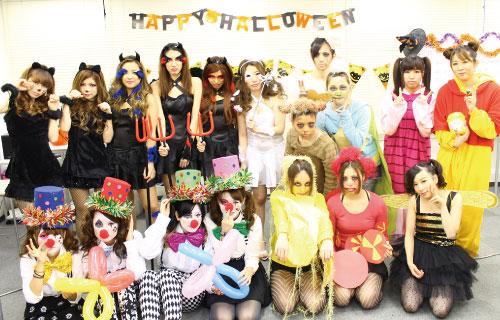 HALLOWEEN PARTY ハロウィンパーティー