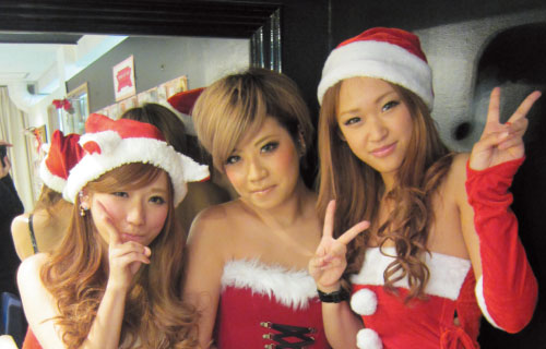 CHRISTMAS PARTY クリスマスパーティー