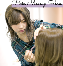 Hair Makeup Salon