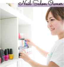 Nail Salon Owner